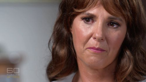 Former bank teller, Catherine* told 60 Minutes her profit-driven workplace culture became unbearable. Picture: 60 Minutes