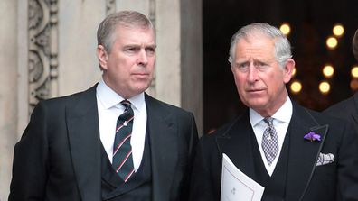 Prince Andrew, Prince Charles