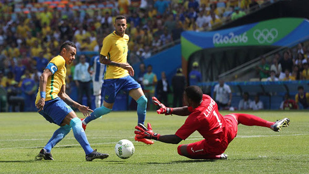 Brazil to meet Germany in Games final
