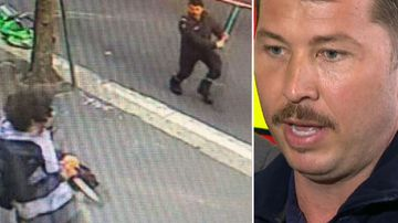 Firefighters recall scenes of Sydney stabbing chaos