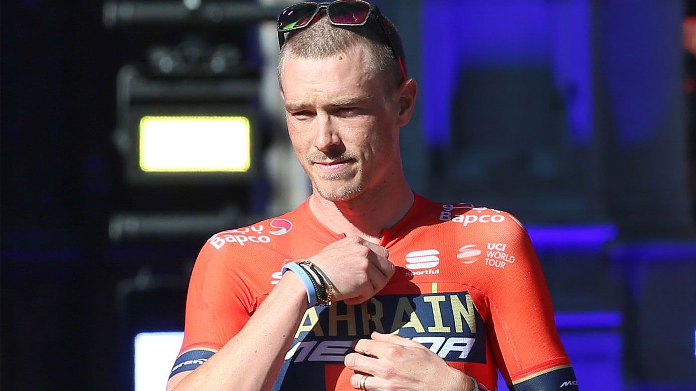 Aussie rider Rohan Dennis mysteriously goes missing during Tour de France