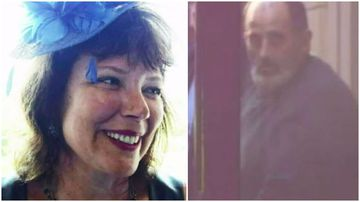 Man stared down by family of woman he tortured and burned alive