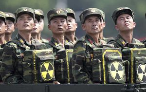 North Korea still enriching uranium: UN atomic watchdog