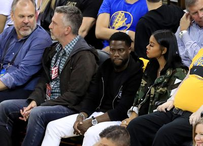 Kevin Hart. (Getty)