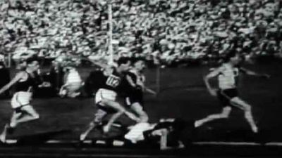 <p>Ron Clarke will always be remembered for what happened at the Australian National Championships of 1956</p><p>  Clarke, the young up-and-coming star, fell with two laps remaining, anmd what transpired remains one of Australia's greatest acts of sportsmanship.</p>