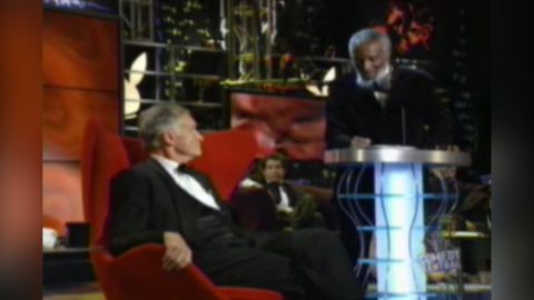 US comedian's heartfelt roast to Hugh Hefner