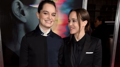 Ellen Page Emma Portner