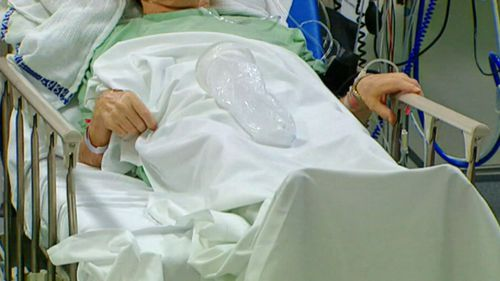 The patient must also be experiencing severe pain or suffering (9NEWS)