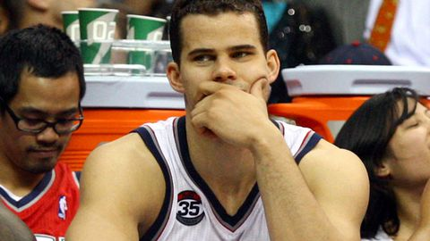 Kris Humphries' ex-girlfriend is pregnant with his kid