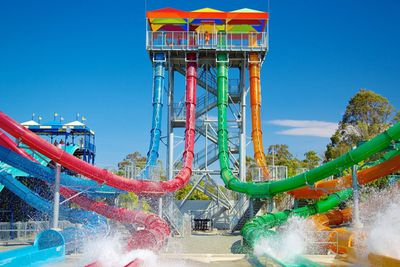 7. Wet 'n' Wild Water World, Oxenford,Queensland