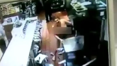 Click through to see the video, and other examples of fast food fury.