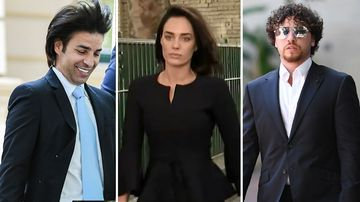 John Ibrahim's brother, son and girlfriend face court