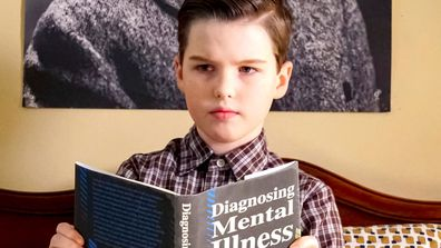 Young Sheldon facts Iain Armitage