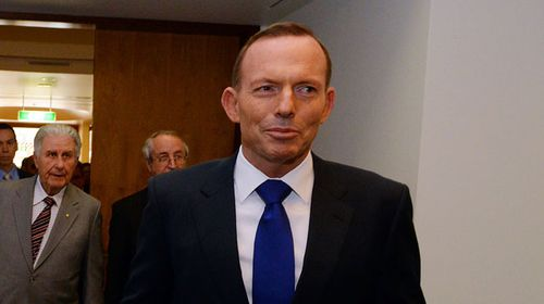 Abbott dismisses ministry reshuffle talk