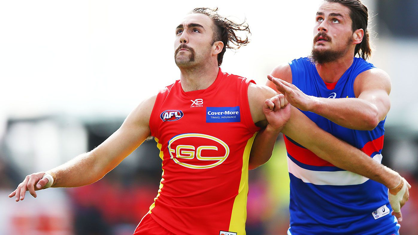 Gold Coast Suns youngster facing four-year drug ban after positive test