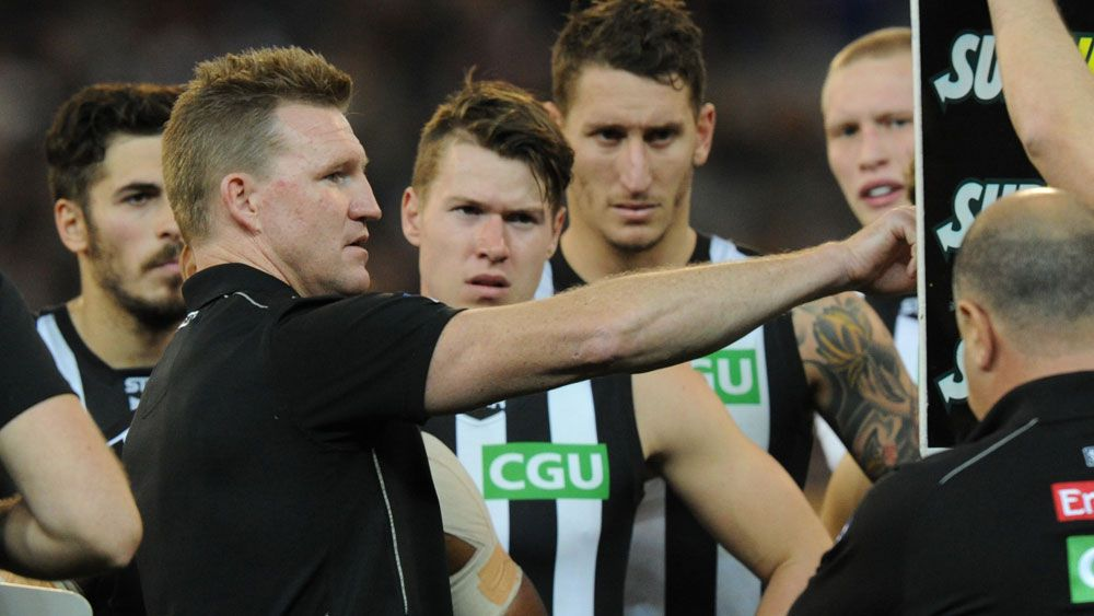 Injuries taking toll on Magpies: Buckley