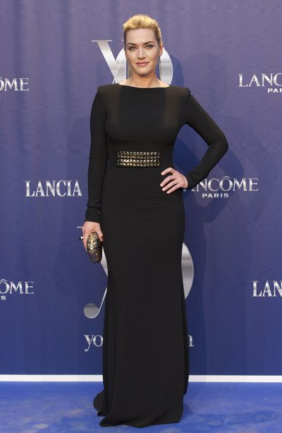 Actress Kate Winslet at the Yo Dona International Awards in Spain, June, 2011