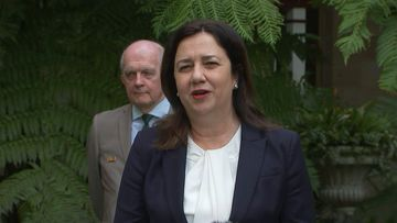 Queensland Premier Anna Palaszczuk has announced Anzac Day services will be held as normal this year.