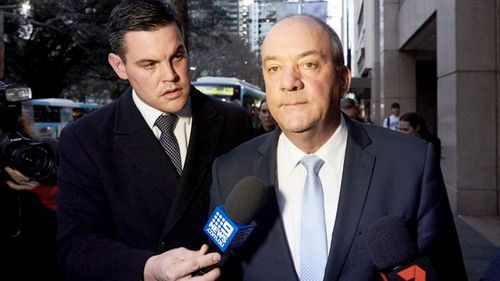 ICAC heard Mr Maguire had tried to gain a commission on property development deals. Picture: AAP