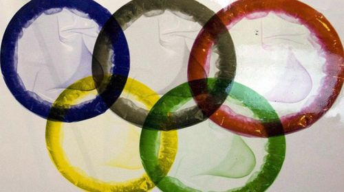 Aussie athletes to be issued Zika-proof 'super condoms' in Brazil