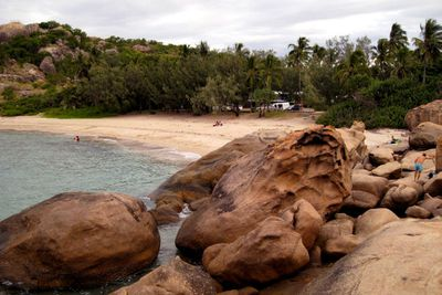 <strong>Horseshoe Bay Beach, Capricorn Coast, Queensland</strong>