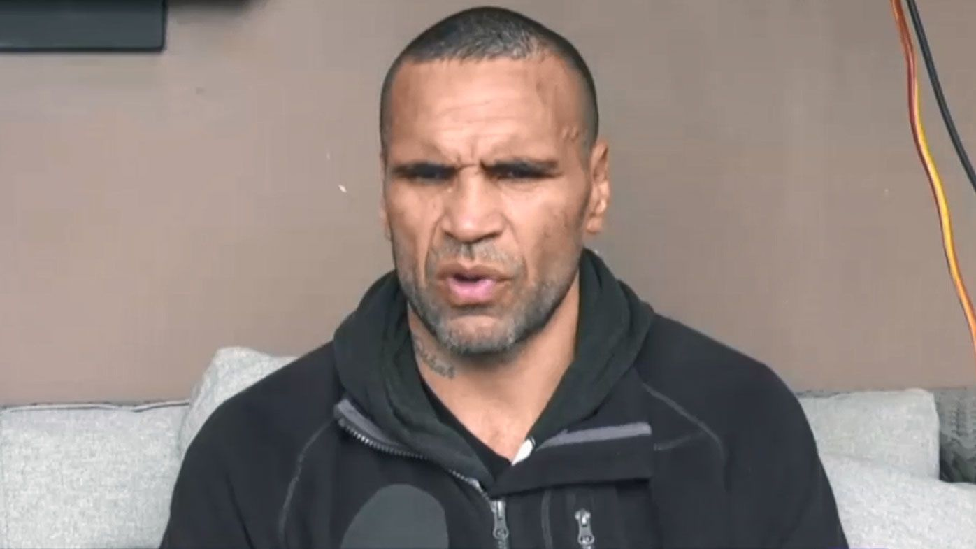 Anthony Mundine believes he has enough 'runs on the board' to warrant a Jeff Horn rematch