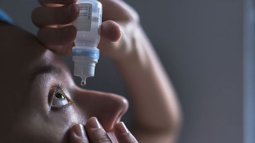 eye drop eye drops disease health medical
