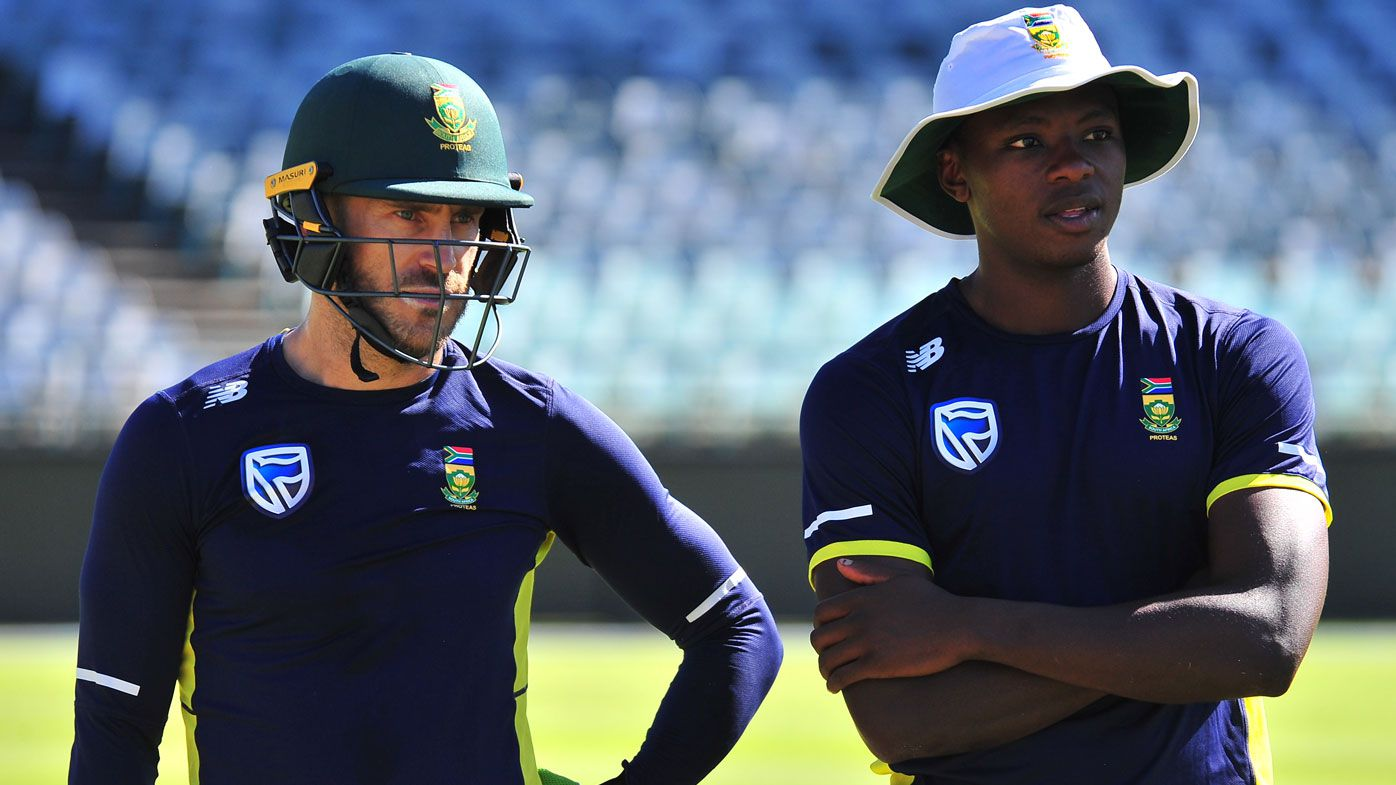 Reprieved  South African bowler Kagiso Rabada to keep his cool in third Test against Australia