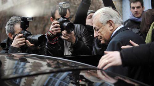 Strauss-Kahn made me perform 'animal' sex act: prostitute