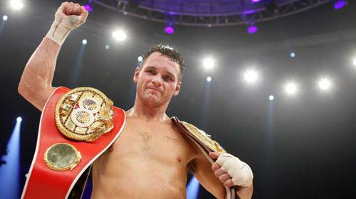 Boxer Daniel Geale makes weight for Miguel Cotto bout