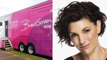 breastscreen nsw cancer kerri sackville