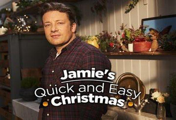 Jamie's Quick & Easy Christmas
