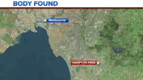 A man's body has been found at a landfill site at Hampton Park. (9NEWS)