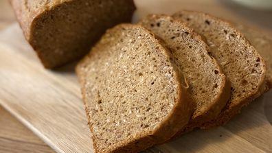 Jane de Graaff's easy banana bread