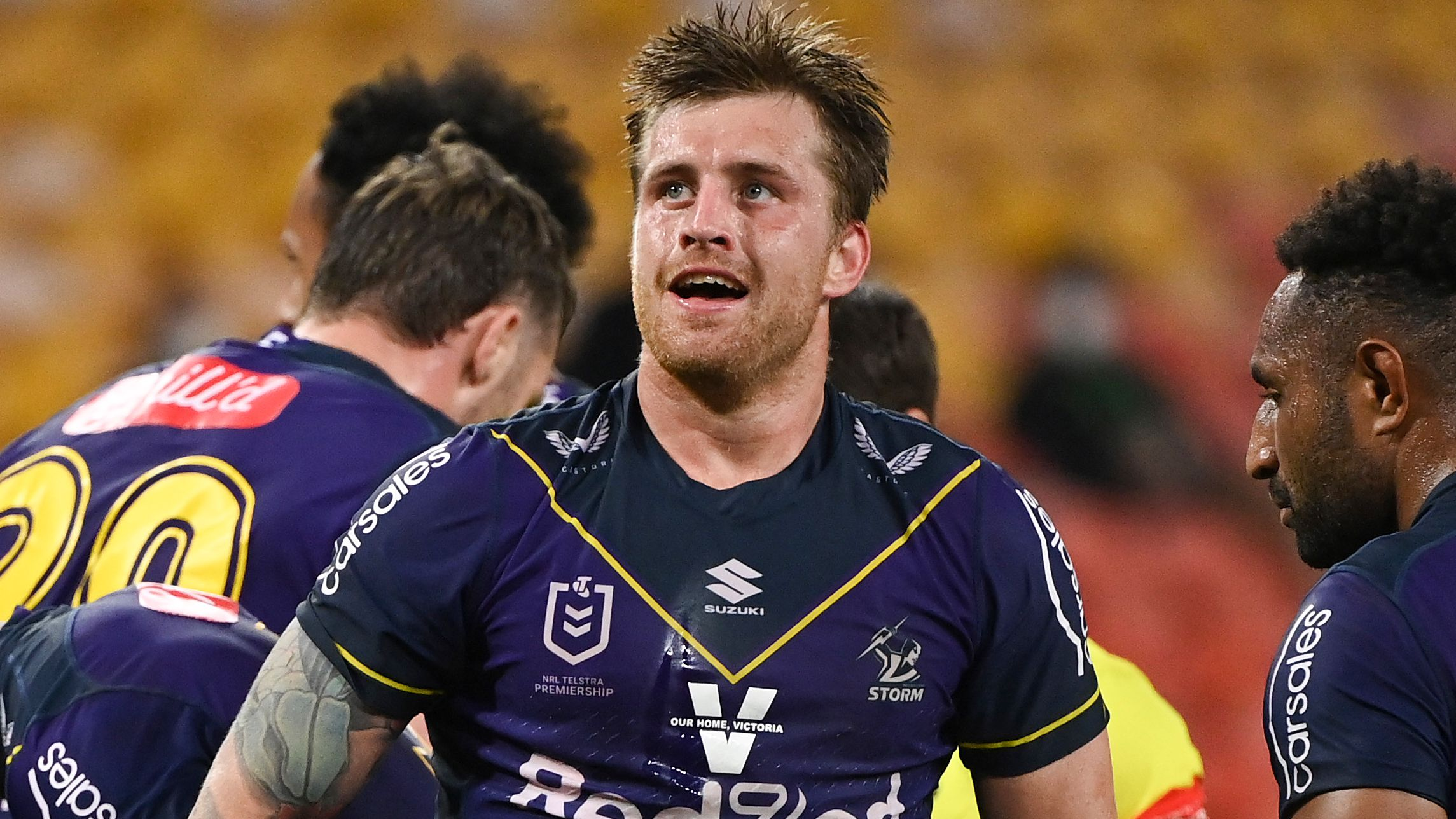 Cameron Munster of the Storm.