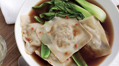 "<a href=""http://kitchen.nine.com.au/2016/05/17/10/44/ravioli-with-asian-greens"" target=""_top"">Ravioli with asian greens</a> recipe"