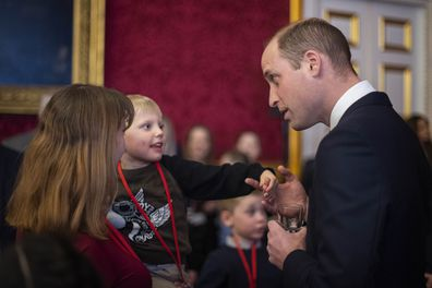 Prince William 'writes quite often to families' suffering loss and trauma Princess Diana