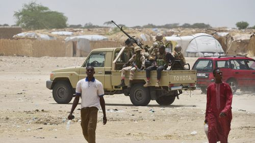 Missing US aid worker 'probably' kidnapped by Mali jihadists: Niger