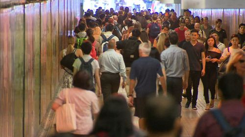 A new report investigating 27 major rail hubs worldwide looks at how a station fits into its local environment. (9NEWS)