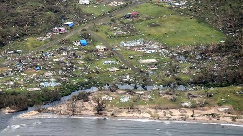 Death toll rises to 21 in devastated Fiji after cyclone
