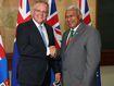 Australia and Fiji end 13-year diplomatic freeze