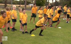 Why this Perth footy club lets kids play for free