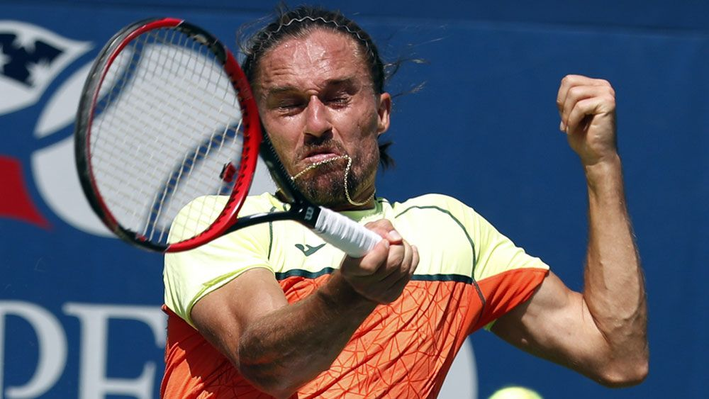 Angry Alexandr Dolgopolov hits back at match-fixing allegations after first-round win at US Open