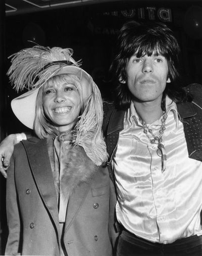 Even with a penchant for quirky details and brazen sexuality, model and '70s style icon Anita Pallenberg knew the power of a good suit jacket.