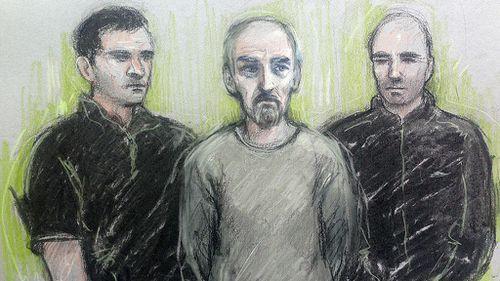 Accused killer Thomas Mair denies murdering Ms Cox. (AAP)