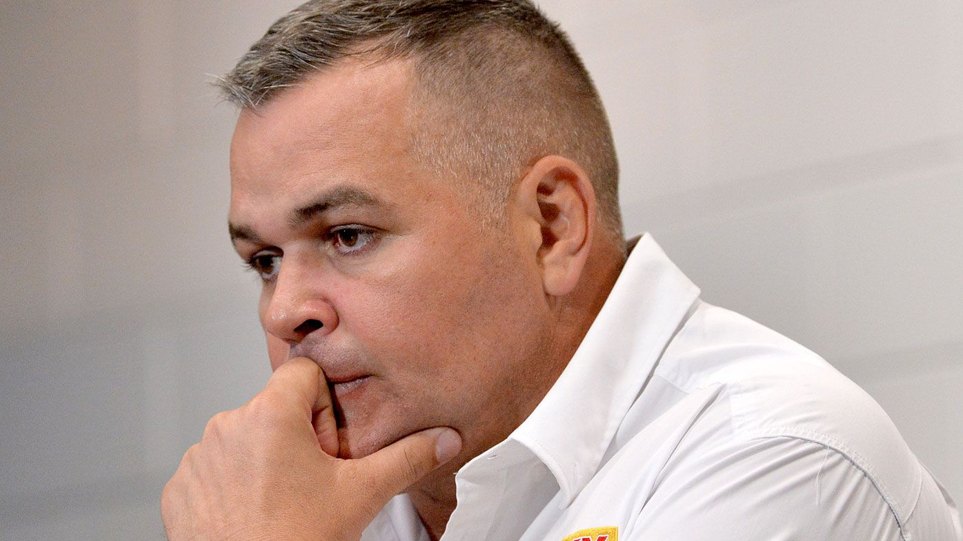 NSW Rugby league respond to Anthony Seibold allegations