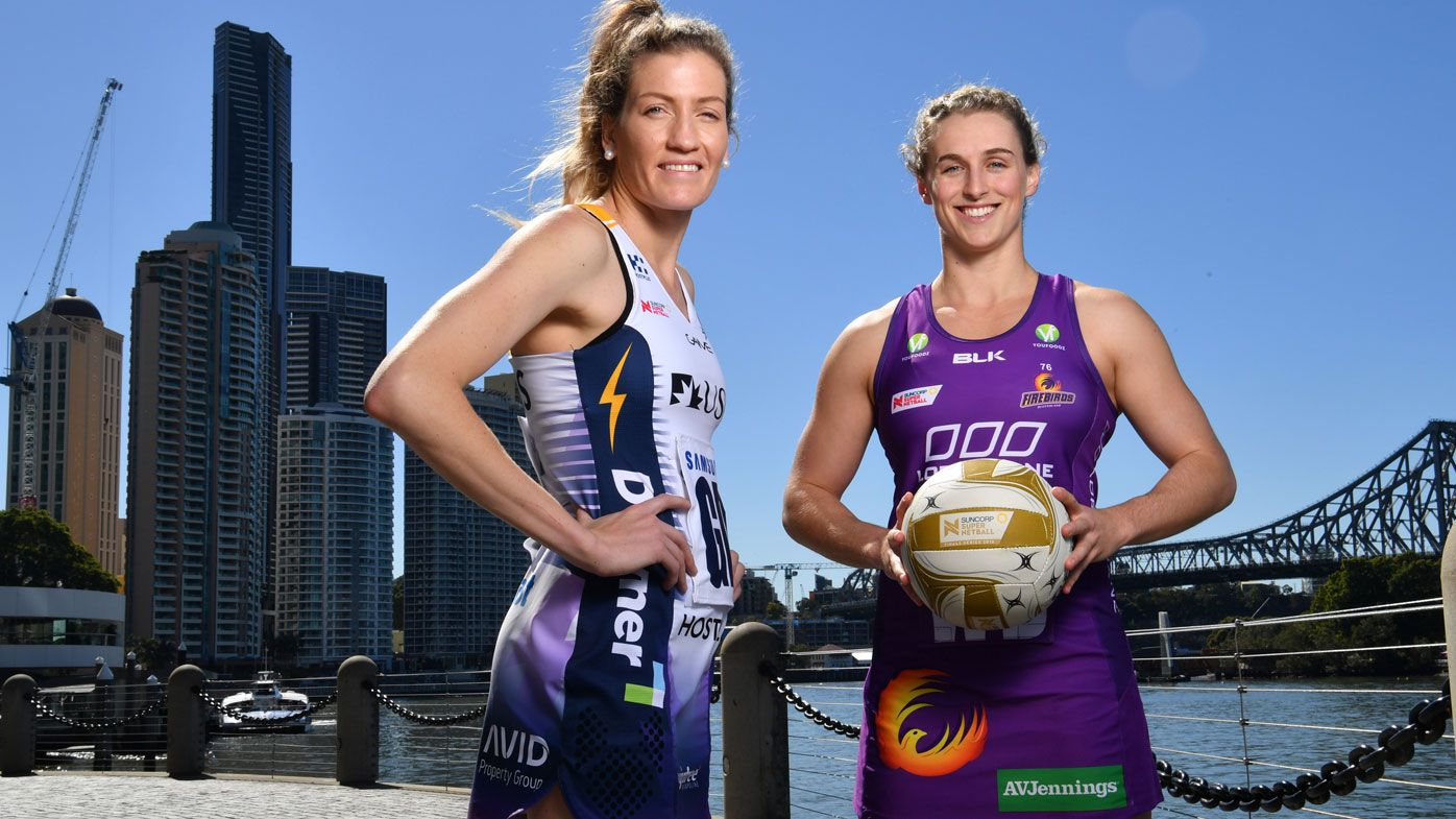 Suncorp Super Netball semi-final preview: Liz Ellis welcomes rivalry between Queensland Firebirds and Sunshine Coast Lightning