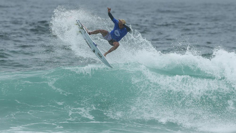 Jack Freestone in action at the Oi Rio Pro. (WSL)