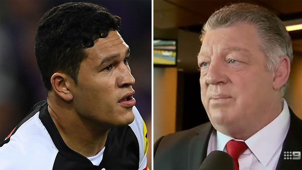 Penrith boss Phil Gould defends Dallin Watene-Zelezniak over junior rugby league attack