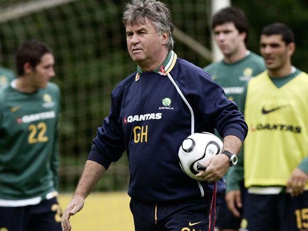 Guus Hiddink remembers 'gypsy' Socceroos